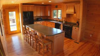 Fully equipped kitchen - Nashville house vacation rental photo