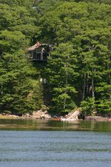 waterfront - Cushing house vacation rental photo
