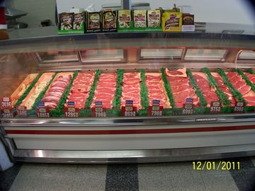 Snyders Meat Market Full Survice old fashon market