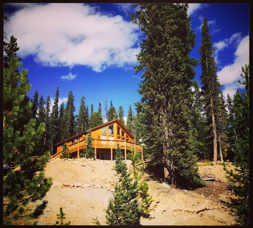 Beautiful Cozy Family Cabin Near Breckenridge Vrbo