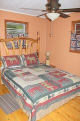Blairsville cabin photo - Queen Size Bed