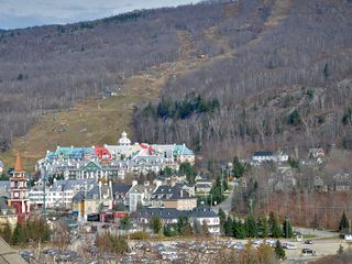 Mont Tremblant condo photo - View from the condo.
