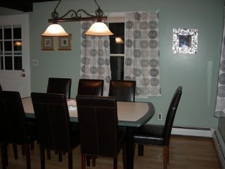 Sunapee house photo - Dining area