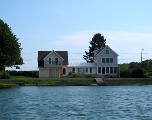Scarborough and Pine Point house photo - House from the water