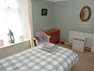 Lavender Cottage Bedroom 1st Floor