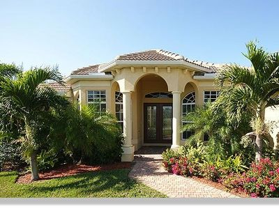 a dream vacation in a dream villa in Cape Coral
