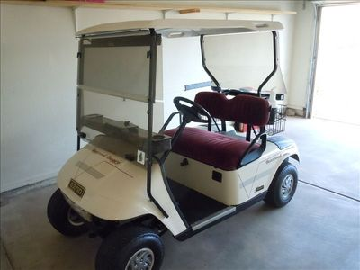 "Golf Cart ""The Boxwood Buggy"""