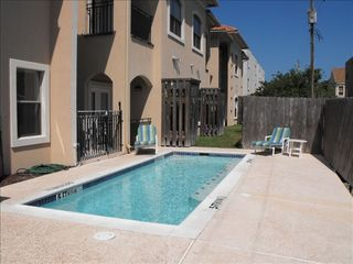 South Padre Island condo photo - pool