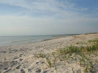 Orleans house photo - The white sand and calm, warm waters of Skaket Beach