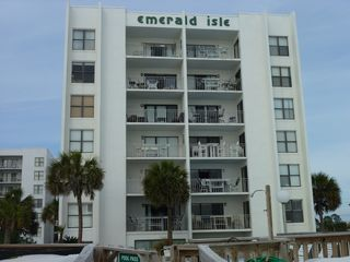 We are located on the 6th floor - Fort Walton Beach condo vacation rental photo