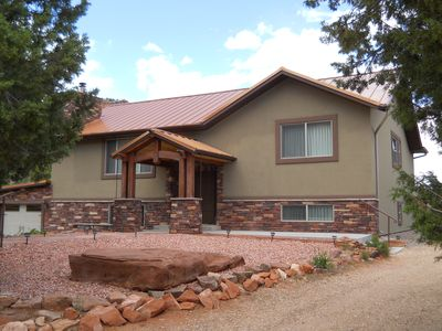 Beautiful Home & Property! Breathtaking Views From Every Room! 2 Rental Options!