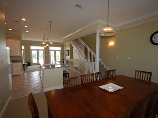 Fort Morgan property rental photo - The open floor plan gives you enough space to have everyone together!!