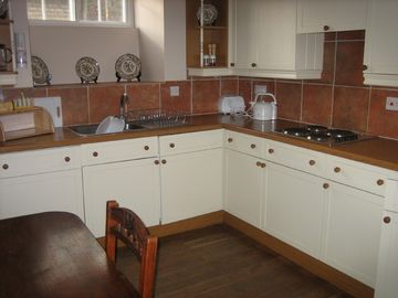No 3 Croft Farm kitchen / dining room