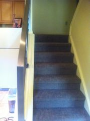 Cape Canaveral condo photo - Stairs to Master suite
