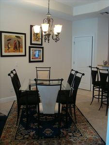 Dining Room- Gather friends and family and enjoy!