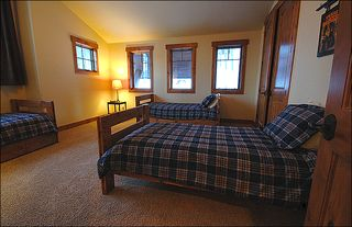Baldy Mountain Breckenridge house photo - Large Bedrooms Throughout the Lodge