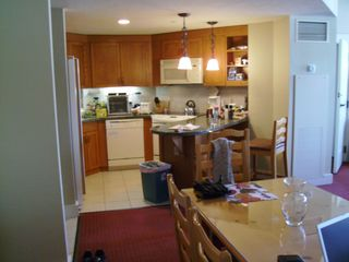 Stateline condo photo - KITCHEN AND DINING AREA