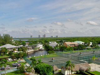 Bonita Springs condo photo - Professional clay Tennis Courts & Pro Shop