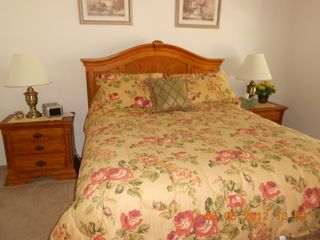 The Villages house photo - .Guest room 1. Queen bed.