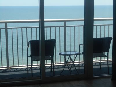 New ! Atlantica Resort a Sea Side Retreat DIRECT !  Ocean Front 11th Floor Condo