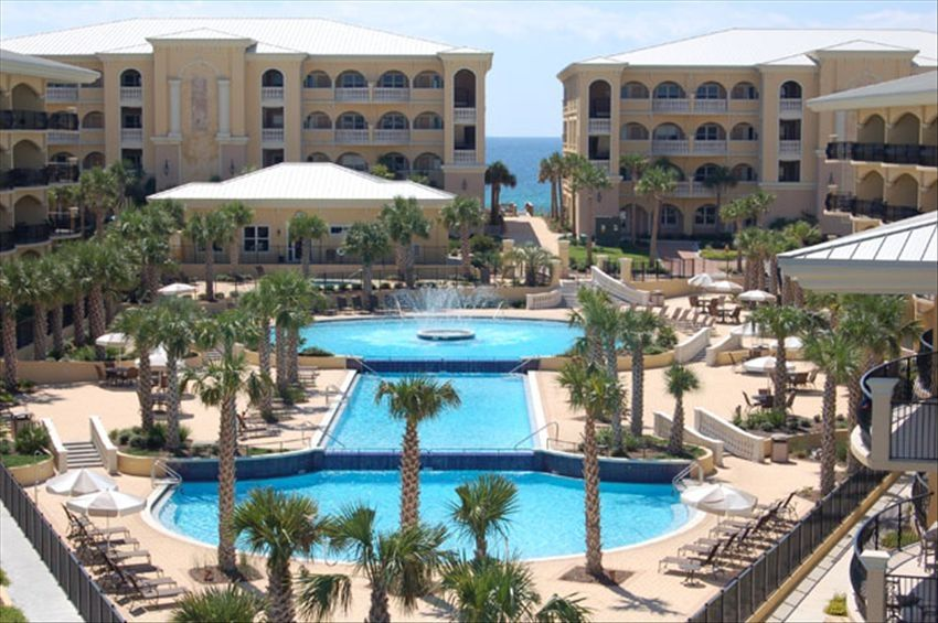 Adagio 303f 3br 3ba pool unit clean vrbo - 1 bedroom condos in destin fl on the beach ...