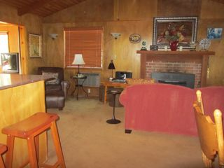 Idyllwild cabin photo - comfy, cozy cabin!