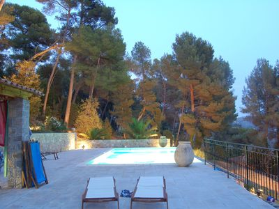 House, 295 square meters, close to the beach