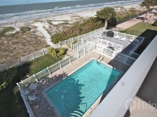 Indian Rocks Beach condo photo - Indian Rocks Beach Florida Beachfront Condo - Two bedroom, Two bath