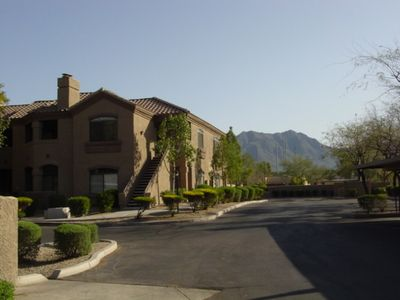 Nearby McDowell Mountain View
