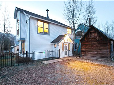 Breckenridge townhome rental - Awesome Views, Quiet Central Location in the Heart of Breckenridge