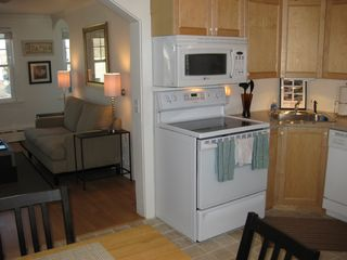 Kitchen - Provincetown condo vacation rental photo