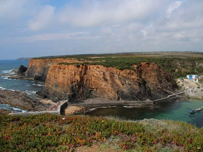 Amazingly beautiful Alentejo coastline -Zambujeira