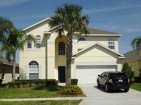 Florida star villa 4 bedroom vacation rentals orlando florida
