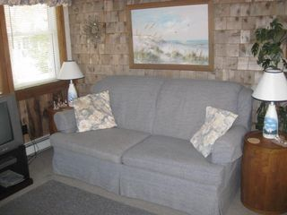 Eastham cottage photo - View Of Livingroom