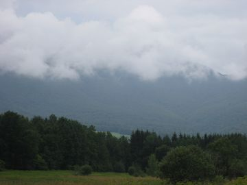 Danby Mountain has some of best Mountain viewing in Vermont