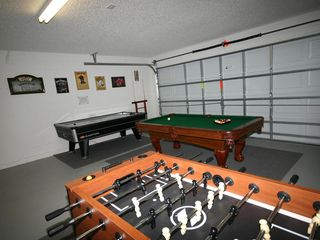 Emerald Island villa photo - Games Room with cable TV