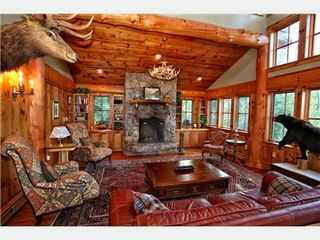 Moultonborough house photo - Living Room