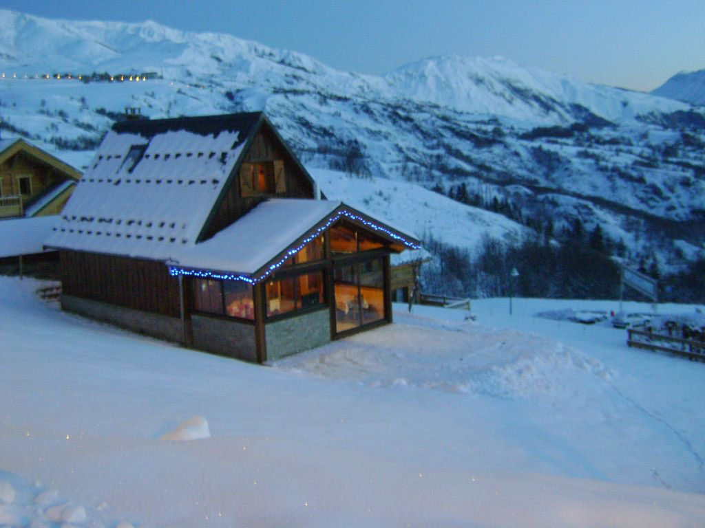 chalet le corbier 2 br vacation chalet for rent in le corbier homeaway ca