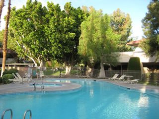 Palm Springs condo photo - Another pool close to the condo.