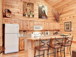 Wears Valley cabin photo - Kitchen