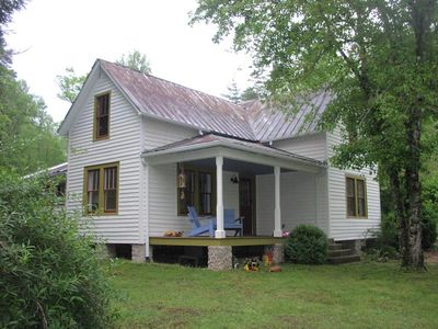Franklin farmhouse rental
