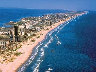 SOUTH PADRE ISLAND SKY VIEW