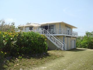 Cayman Brac house photo - deck wraps all around the house