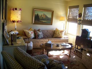 Fredericksburg farmhouse photo - Living Room