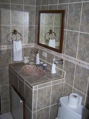Playa Flamingo condo photo - Master bathroom, all new tiles, floor & walls. Absolutely beautiful!
