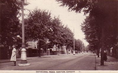 Old Cathedral Road 1905