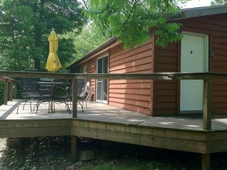 Put-in-Bay house photo - #86 large deck w/ gas grill