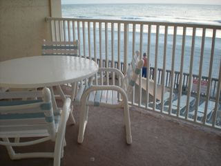 Indian Rocks Beach condo photo - A great place for a morning cup of coffee.