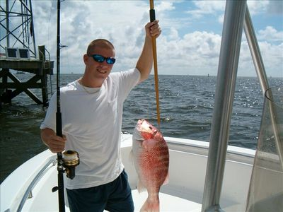 Snapper fishing!