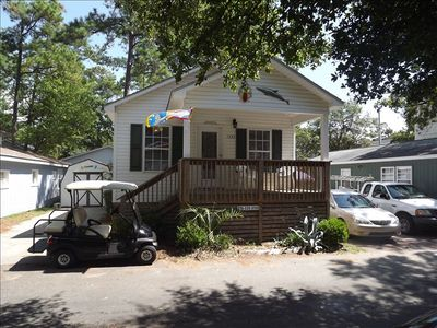 Ocean Lakes house rental - .